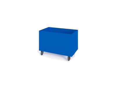 Ящик для игрушек синий ДМ-Т-2-5 Пожарный 597-361-406
