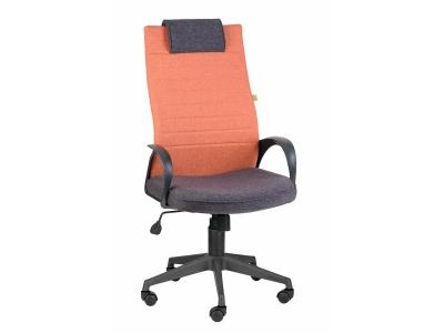 Компьютерное кресло Квест Home фиолетово-оранжевый
