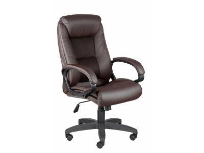 Компьютерное кресло Оптима Ультра коричневое