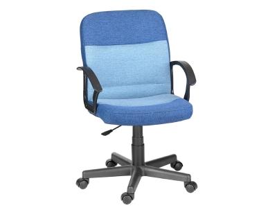 Компьютерное кресло Вейтон Home сине-голубое