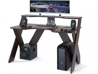Компьютерный стол Сокол КСТ-117 Венге