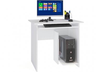 Компьютерный стол Сокол КСТ-21.1 Белый