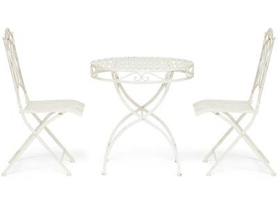 Комплект (стол + 2 стула) Secret De Maison Palladio (mod.pl08-8668/8669)
