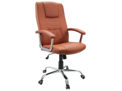 Компьютерное кресло Dikline CC62-37 к/з паприка