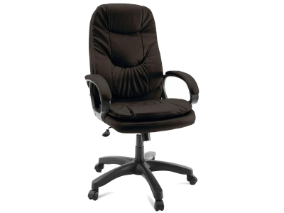 Компьютерное кресло Dikline CL44-34 к/з шоколад