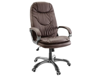 Компьютерное кресло Dikline CS54-34 к/з шоколад