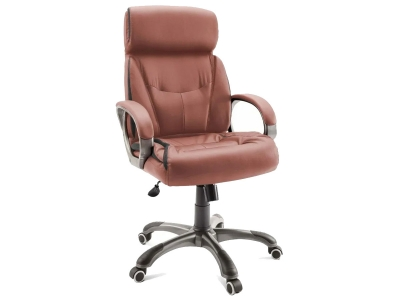 Компьютерное кресло Dikline CS58-37 к/з паприка