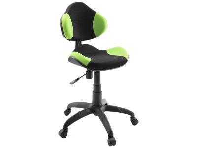 Компьютерное кресло Dikline KD32-17 сетка зеленая/черная