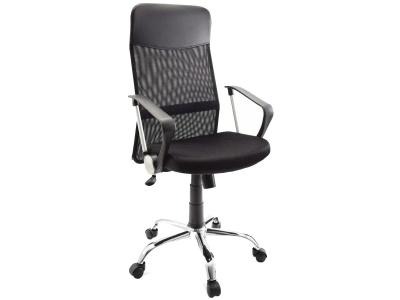 Компьютерное кресло Dikline SN10-11 черный