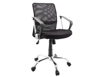 Компьютерное кресло Dikline SN11-11 сетка черная