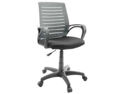Компьютерное кресло Dikline SN14-12 сетка серая