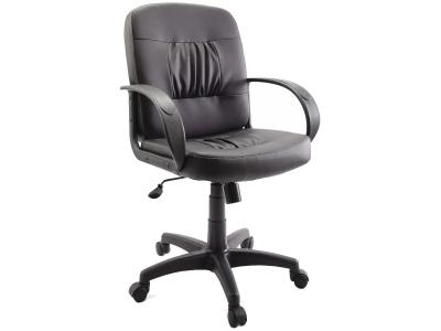 Компьютерное кресло Dikline ST24-31 к/з черный