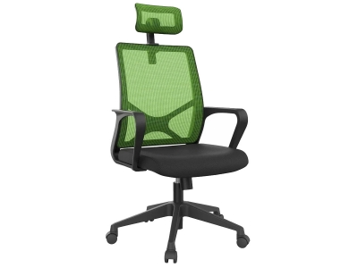 Компьютерное кресло Dikline XT83-17 сетка зеленая