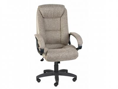 Компьютерное кресло Оптима Home коричнево-серое