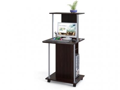 Компьютерный стол Сокол КСТ-12 Венге