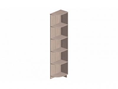 Консоль боковая к распашным шкафам на 500А Виола МВ8