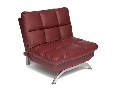 Кресло Amerillo кож.зам Бордо (36-7)