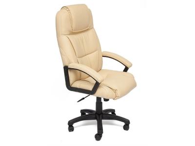 Кресло Bergamo кож.зам Бежевый (36-34)