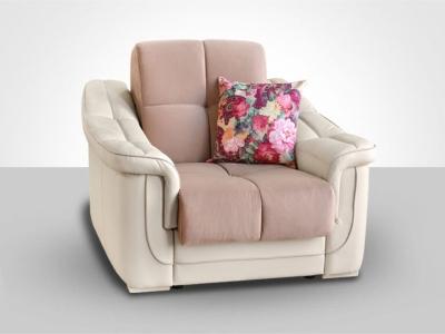 Кресло для отдыха с коробом Кристалл