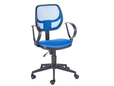 Кресло Флеш рондо синий