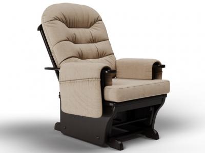 Кресло-качалка Венеция-глайдер песок