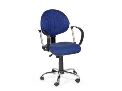 Кресло Леда фактор хром