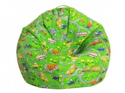 Кресло-мешок Малыш поплин Светофор