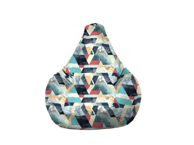 Кресло-мешок Snow Aqua