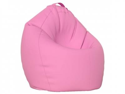 Кресло-мешок XL нейлон розовый