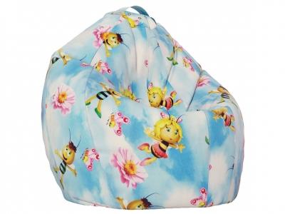 Кресло-мешок XL поплин Медовая фея