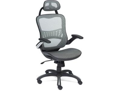 Кресло Mesh-1 ткань Серый