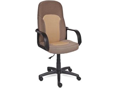 Кресло Parma ткань Бежевый + Бронзовый (зт12л/21)