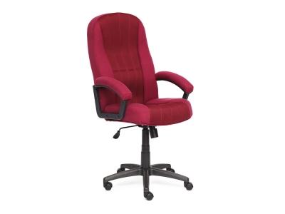 Кресло СH888 ткань + сетка Бордо + Бордо (2604/13)