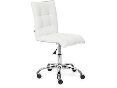 Кресло Zero кож.зам Белый (36-01)