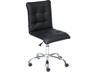 Кресло Zero кож.зам Чёрный (36-6)