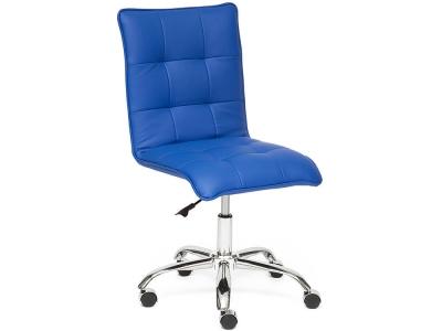 Кресло Zero кож.зам Синий (36-39)