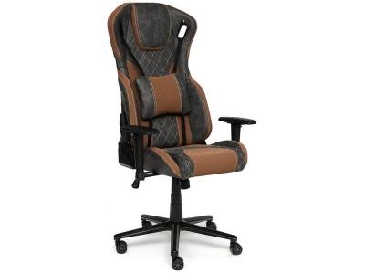 Кресло Imatrix кз Серый - Коричневый