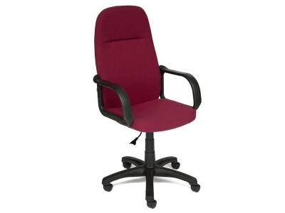 Кресло Leader ткань Бордо