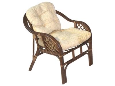 Кресло Маркос орех матовый
