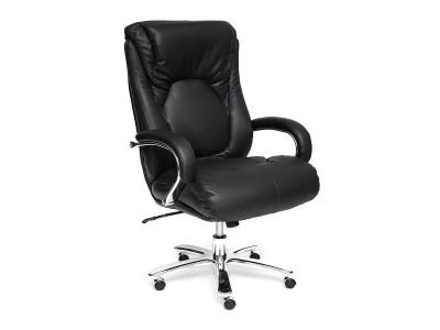 Кресло Max кожа рециклированная Чёрный