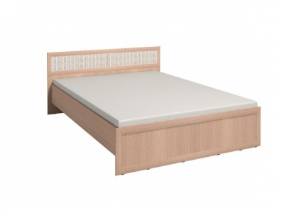 Кровать 1 с ортопедическим основанием Милана Дуб отбеленый 1770х2050х845