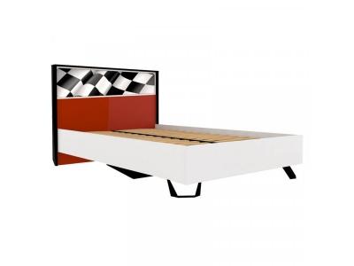 Кровать 1200х2000 Формула ЛД.514020.000 1284х1016х2084