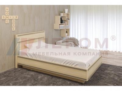 Кровать c подъемным механизмом КР-1002 1400х2000 Ясень Асахи