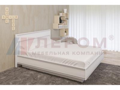 Кровать c подъемным механизмом КР-1003 1600х2000 Снежный Ясень