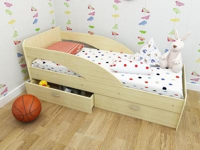 Кровать детская Антошка дуб