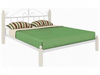 Кровать Диана Lux белая