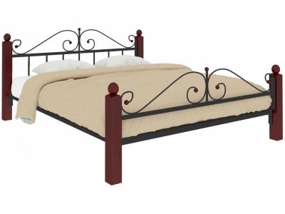 Кровать Диана Lux plus чёрная