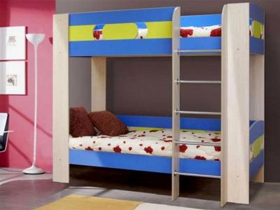 Кровать двухъярусная №6