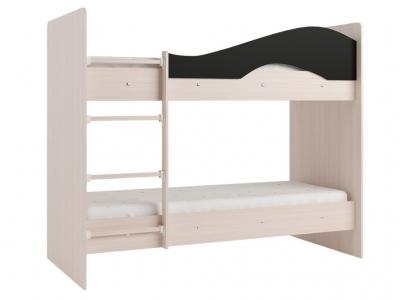 Кровать двухъярусная Мая дуб-венге