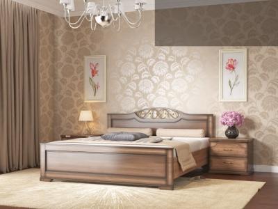 Кровать Жасмин СВ-Стиль с подъемным механизмом